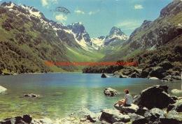 Ocean Peak And Mount Emily - Lake Mackenzie - New Zealand - Nouvelle-Zélande