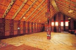 Wahio Meeting House - Whakarewarewa - Rotorua - New Zealand - Nouvelle-Zélande