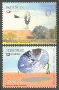 UPAEP/STAMPS, PARAGUAY 2006 - SAVING OF ENERGY, MNH - Stamps