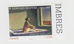 2012 - TIMBRE NEUF - Edward HOPPER (1882-1967) Peintre Et Graveur Américain - N° YT : 4633 - France