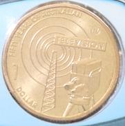 50 Years Of Australian Television $1 Uncirculated 2006 RAM Mint Mark B, C, TV & S - Australia