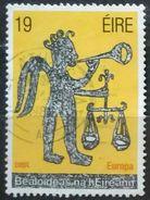 IRLANDA 1981 Europa. Folklore. USADO - USED. - Oblitérés