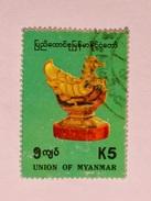 MYANMAR   1993  LOT# 2 - Myanmar (Birmanie 1948-...)