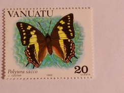 VANUATU   1983  LOT# 1  BUTTERFLIES - Vanuatu (1980-...)