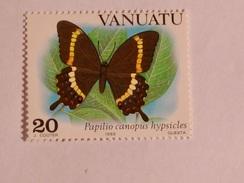 VANUATU   1983  LOT# 2  BUTTERFLIES - Vanuatu (1980-...)