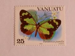 VANUATU   1983  LOT# 3  BUTTERFLIES - Vanuatu (1980-...)