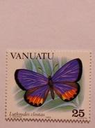 VANUATU   1983  LOT# 4  BUTTERFLIES - Vanuatu (1980-...)