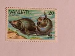 VANUATU   1988  LOT# 5  DUGONGS - Vanuatu (1980-...)