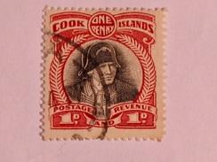 COOK ISLANDS  1935  LOT# 2  CAPT. JAMES COOK - Cook