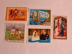 COOK ISLANDS  1967-73  LOT# 3 - Cook
