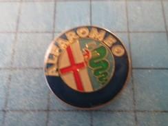 Pin116a Pin's Pins / THEME AUTOMOBILE : LOGO DE LA MARQUE ALFA-ROMEO  ; Pas Courant , Belle Qualité - Alfa Romeo