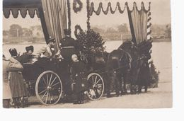 Russian Royalty, Nicholas II Of Russia 1910 OLD PHOTOPOSTCARD 2 Scans - Russia