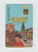 Les Marchés De France - Télécarte 50U - 1 Des 1000 à Diffusion Privée : N° 414 - Francia