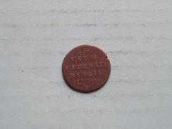 1790 - 1 Liard / Oord / KM 44 - AD USUM FOEDERATI BELGII ( AUSTRIAN Netherlands Insurrection Coinage 3.1 Gr. ) ! - Oesterreich