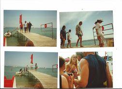 Johnny Halliday-8 Photos Prises En Fev 1993 +3 Photos Sans Dates Prises Par Un Particulier - Célébrités