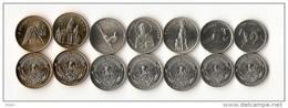 Nagorno Karabakh Set Of 7 Coins UNC - Nagorno-Karabakh