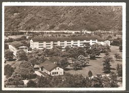Carte Postale De 1956 ( Caserne De Losone ) - TI Ticino