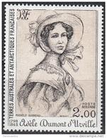 TAAF 1981 Yvert Poste Aérienne 68 Neuf ** Cote (2015) 1.25 Euro Adèle Dumont D'Urville Michèle Garreau - Poste Aérienne