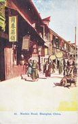 SHANGHAI  Post Card Use In U.S.A.  1911 - 1943-45 Shanghai & Nanjing