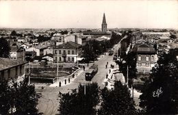 TOULOUSE -31- VUE POLNGEANTE SUR L'AVENUE DES MINIMES - Toulouse