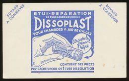 Buvard - DISSOPLAST - Etui-Reparation - Buvards, Protège-cahiers Illustrés