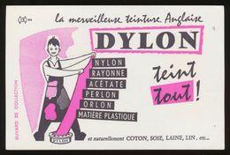Buvard - DYLON - Teint Tout - Buvards, Protège-cahiers Illustrés