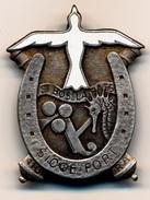 Insigne 116e Régiment D'Artillerie Lourde Hippomobile - Armée De Terre