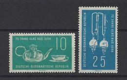 ALLEMAGNE ORIENTALE . YT 427/428 Neuf ** 7e Festival Mondial De La Jeunesse Et Des étudiants à Vienne 1959 - DDR