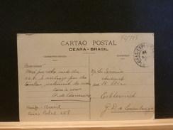 72/753  CP  BRAZIL POUR LEE LUX  1920 - Brésil
