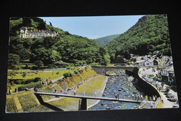 30- The River Lyn, Lynmouth / Animated - Lynmouth & Lynton