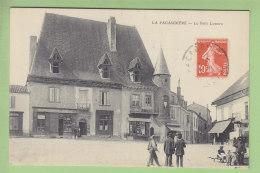 LA PACAUDIERE : Le Petit Louvre, Etablissements Casino. 2 Scans. Edition ? - La Pacaudiere