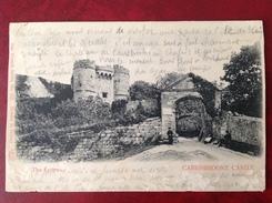 CARRISBROOKE  Castle The Gateway - Angleterre