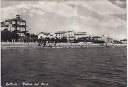 CARTOLINA - POSTCARD - RIMINI - BELLARIA - VISIONE DEL MARE - Rimini