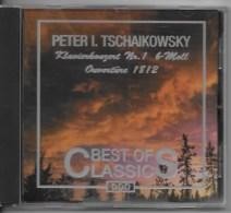 CD Peter I Tschaikowsky - Classica