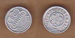 AC - TRANSPORT TOKEN ADAPAZARI MUNICIPALITY BUS ALUMINUM TOKEN JETON 1989 - Monetary /of Necessity