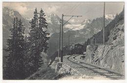 Mürrenbahn - AG 13807 - Train - BE Berne