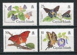 1988- CAYMAN ISL. -BUTTERFLYES - 1 SET   -M.N.H.- LUXE !! - Cayman Islands