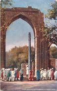 Themes Div -ref T609 - Illustrateurs - Illustrateur Raphael Tuck - Orientalisme - Delhi - Inde - India - Carte Bon Etat- - Tuck, Raphael