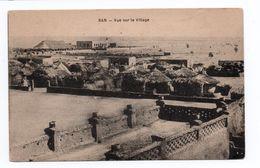 SAN - VUE SUR LE VILLAGE - Mali