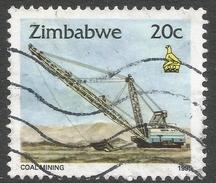 Zimbabwe. 1995 Zimbabwe Culture. 20c Used. SG 894 - Zimbabwe (1980-...)