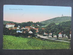 AK KARNABRUNN Grossrussbach B. Korneuburg 1916 //// D*25552 - Korneuburg