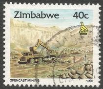 Zimbabwe. 1995 Zimbabwe Culture. 40c Used. SG 896 - Zimbabwe (1980-...)