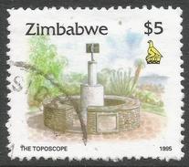 Zimbabwe. 1995 Zimbabwe Culture. $5 Used. SG 902 - Zimbabwe (1980-...)
