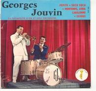 45 TOURS GEORGES JOUVIN PATHE EGF 543 PEPITO / SUCU SUCU / PRINTEMPS AVRIL CARILLONNE / EXODUS - Instrumental