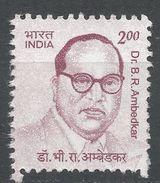 India 2009. Scott #2279 (U) Dr. Bhimrao R. Ambedkar (1891-1956) Politician, Politicien - Inde