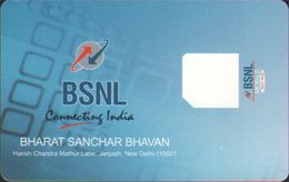 BSNL Mobile Sample Card, Without Chip - India