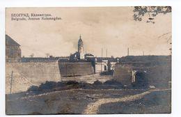 BERLGRADE - AVENUE KALEMEGDAN - Serbie