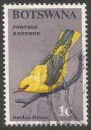 Botswana. 1967 Birds. 1c Used SG 220 - Botswana (1966-...)