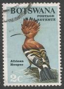 Botswana. 1967 Birds. 2c Used SG 221 - Botswana (1966-...)