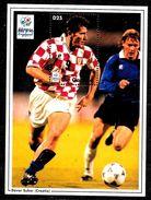 GAMBIE     BF  289  * *  ( Cote 7.80e ) Euro 96  1996  Football  Soccer  Fussball  Suker - Fußball-Europameisterschaft (UEFA)